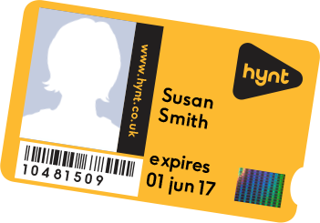 hynt membership card